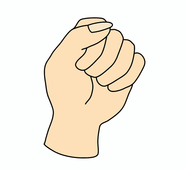 What Does Your Fist Says About You