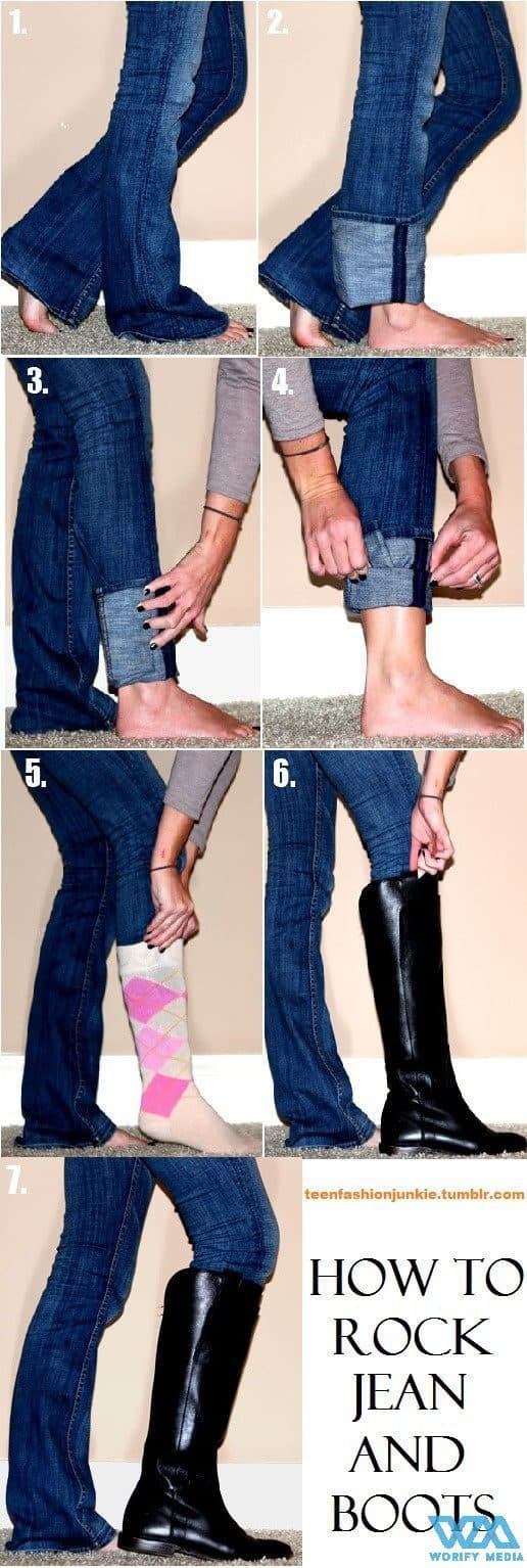 10 Fascinating Denim Tricks for Denim lovers