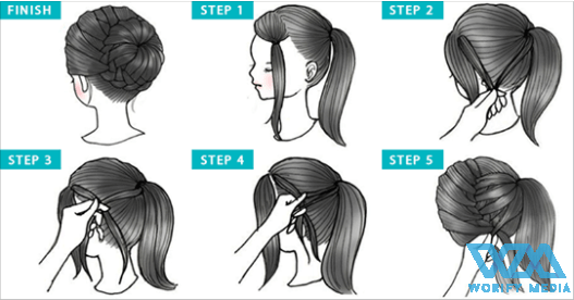 10 Easy and Stylish Hairstyle Hacks - Banter.fun