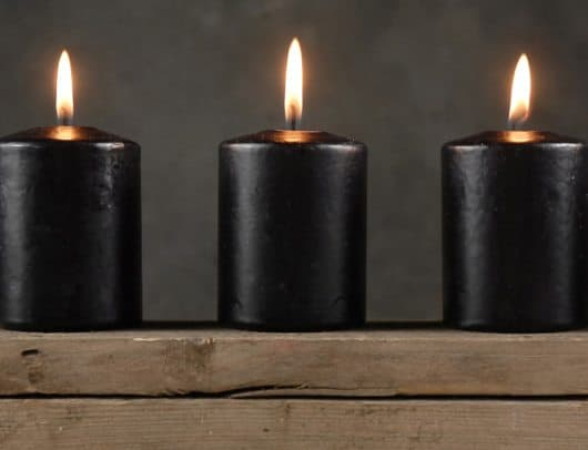 Choose a colorful candle and let's see what it say about your personality