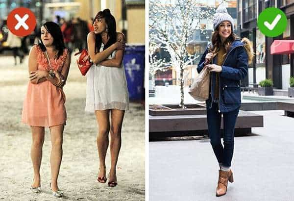 10 Dressing Mistakes we should Avoid