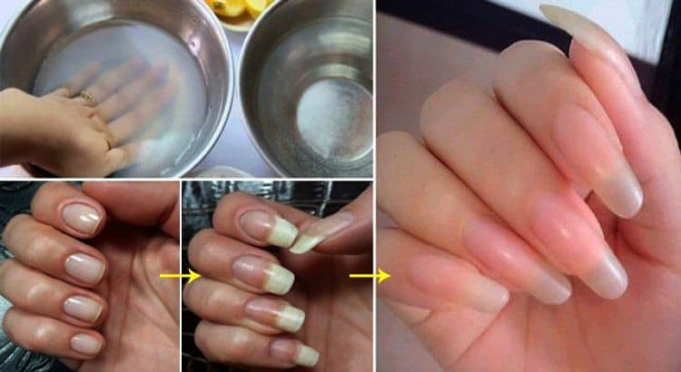 SIMPLE HOME REMEDIES FOR NAIL GROWTH | Banter.fun