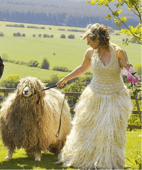 Most Hilarious Wedding Outfits