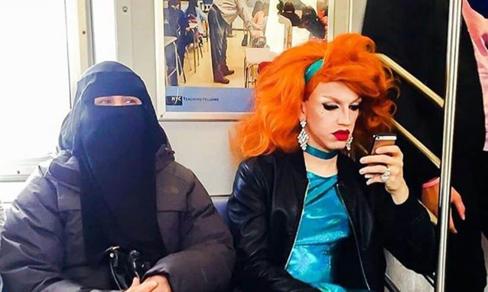 The 20 Weirdest Subway Moments That Will Make You Laugh