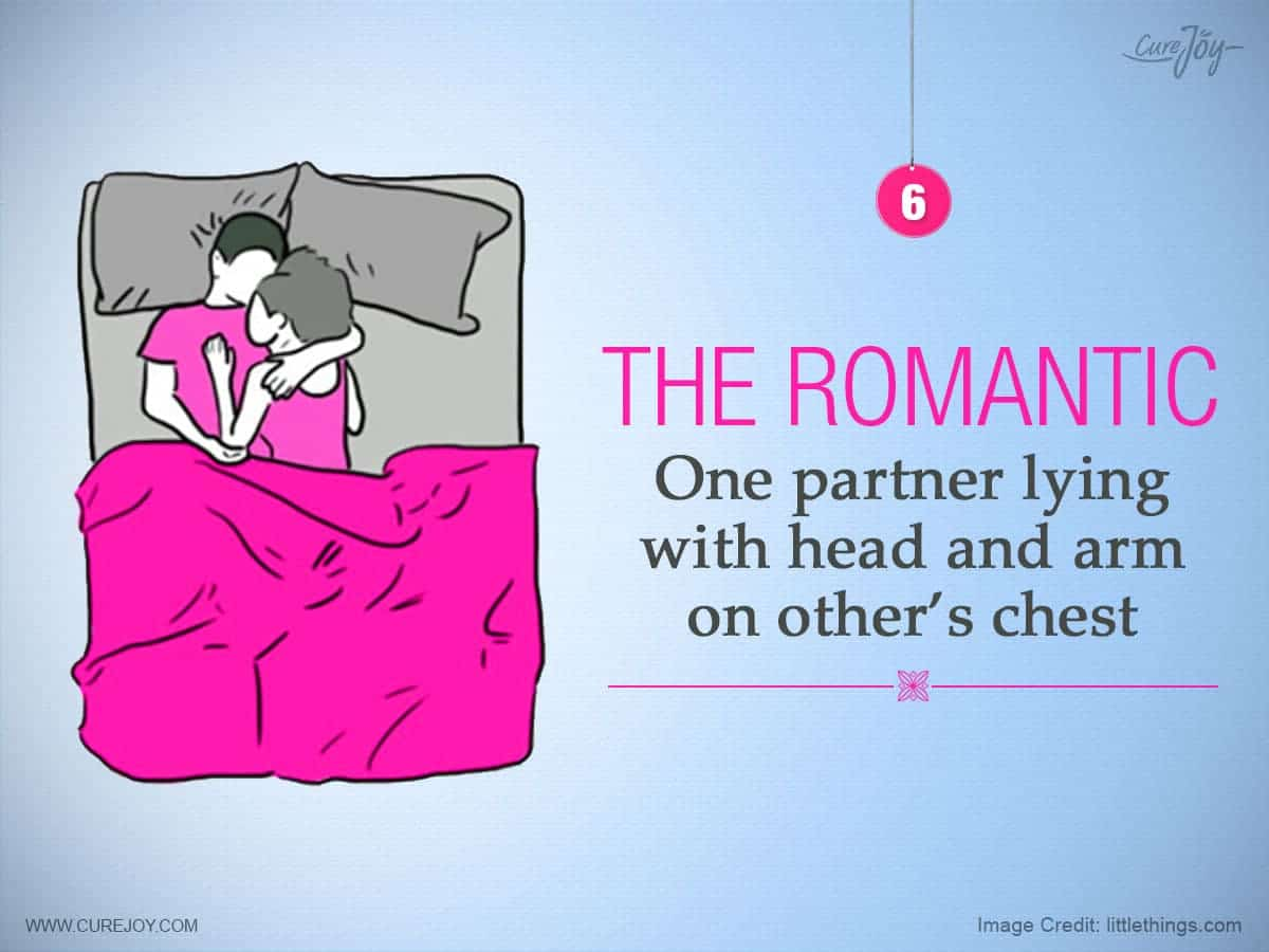 Couple Sleeping Positions And What They Mean