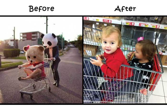 Before and After Marriage Effects