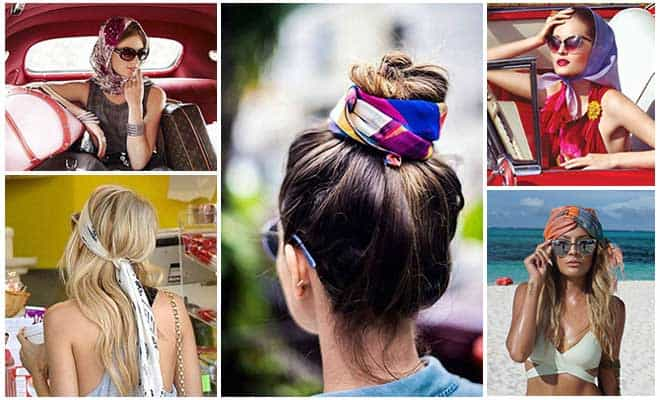 Simple & Easy DIY Hairstyles