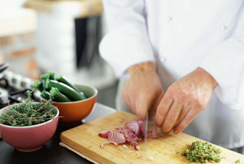 Some Tricks You Only Learn In Culinary School
