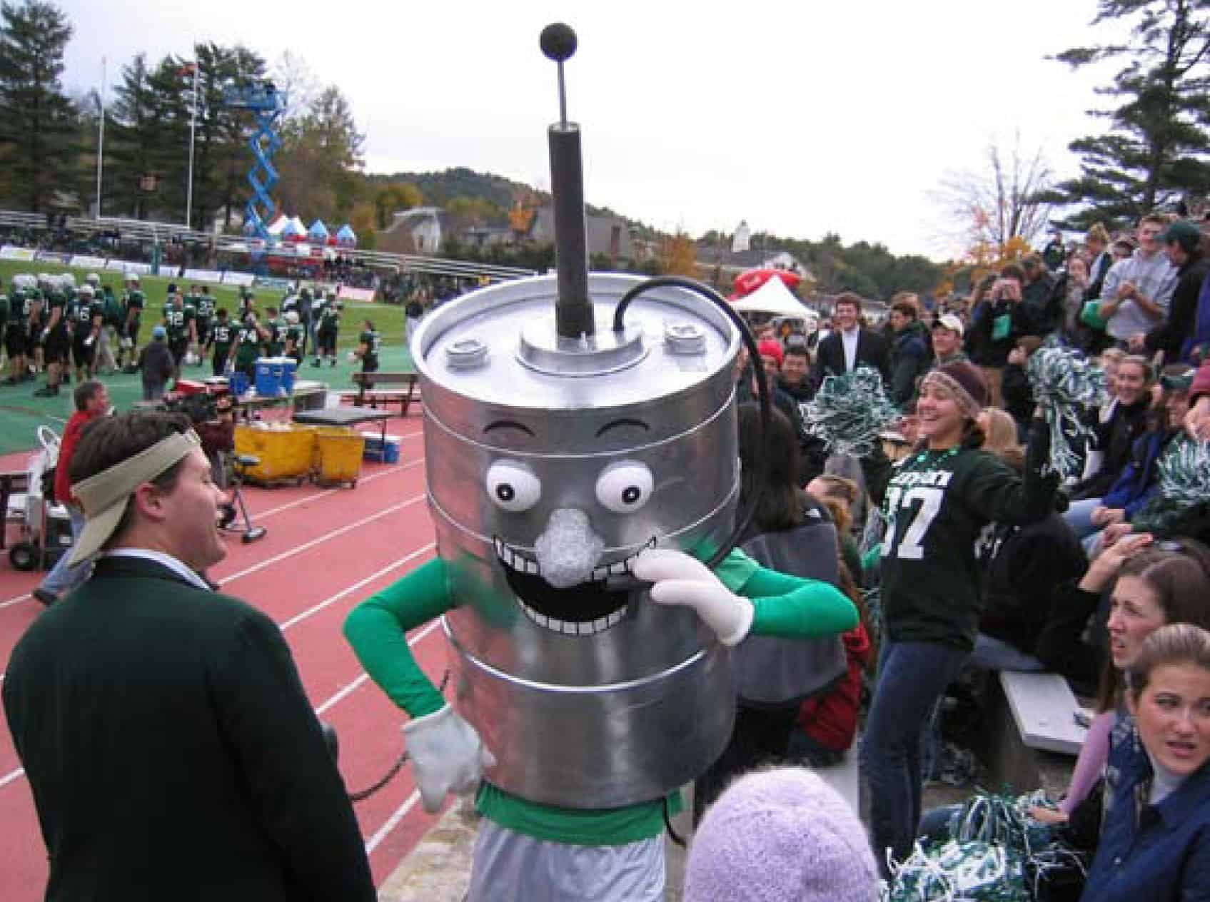 15 Weirdest Mascots One Have Ever Seen
