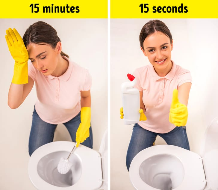 15 Best Ways To Clean Your House
