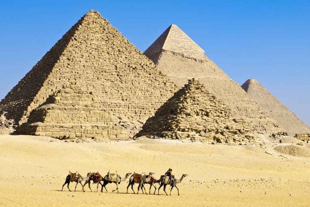 14 Facts About Pyramids You Did Not Know