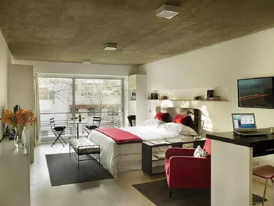 15 apartments that cost around $1000 per month