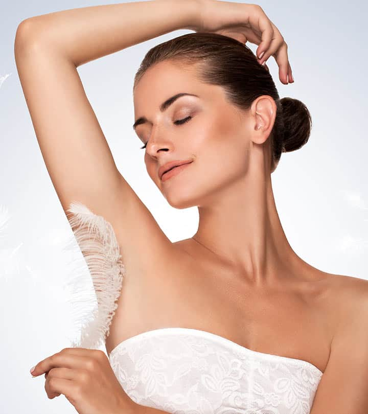 How To Remove Underarm Hair In Just 2 Minutes (Simple Natural Solution)