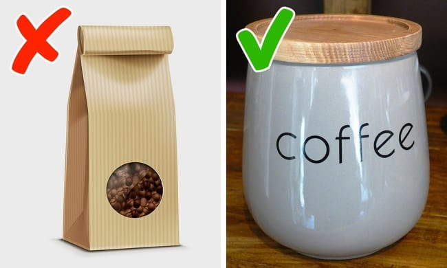 11 Coffee mistakes that can ruin your coffee