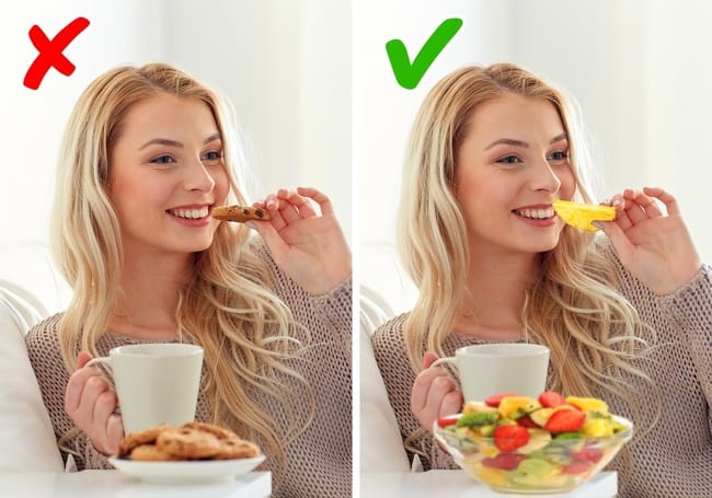 Snack Smartly With These 9 Amazing Tips