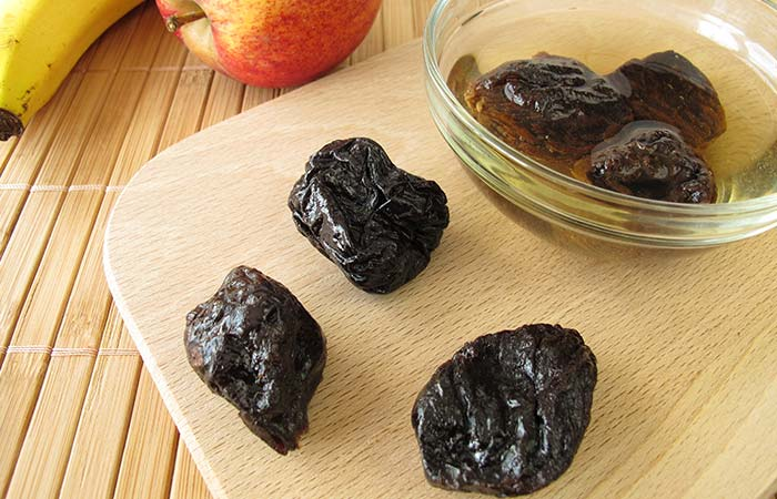 4. Dried Fruits