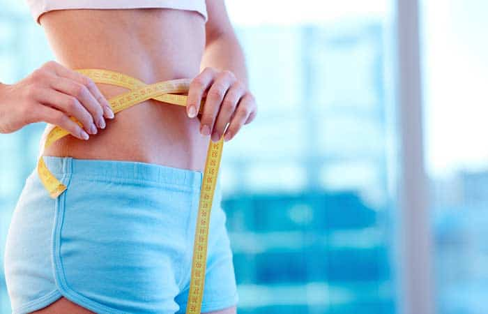7. Aids In Weight Loss