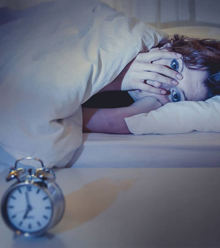 8 Possible Explanations For Why You Are Wake Up In The Middle Of The Night