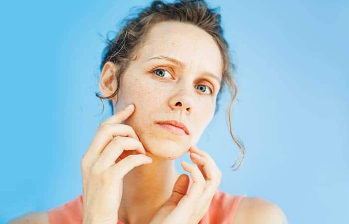 Symptoms of iron deficiency in your body