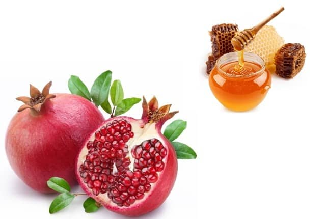 Pomegranate face pack to get beautiful skin naturally