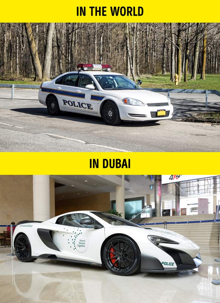 Interesting facts about Dubai you did not know