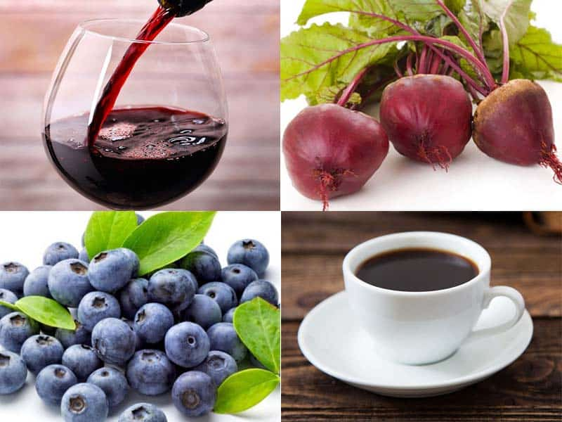 White and shiny teeth-Foods That Whiten Teeth Naturally