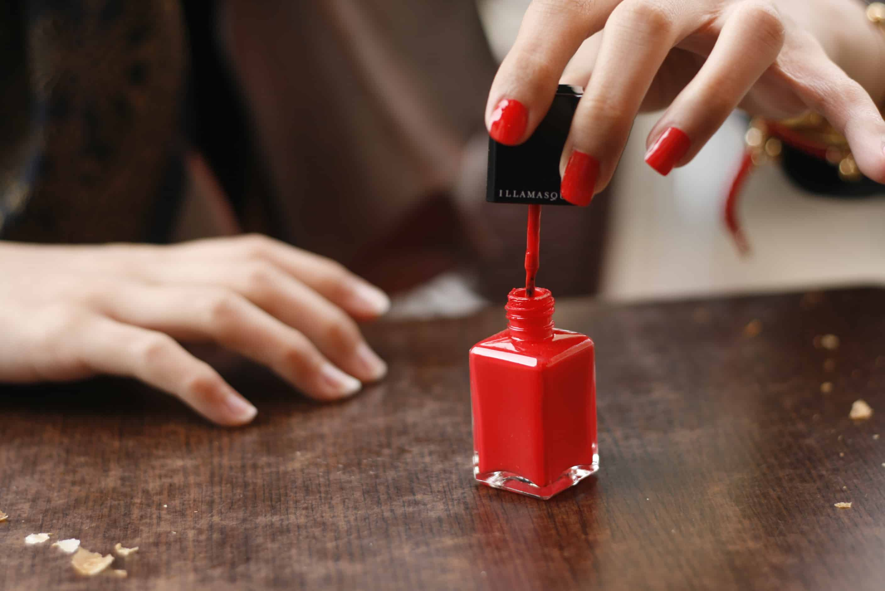 Advice from the experienced nail artists