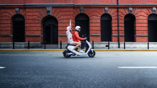 NIU Launches the Future of Urban Electric Motorcycles