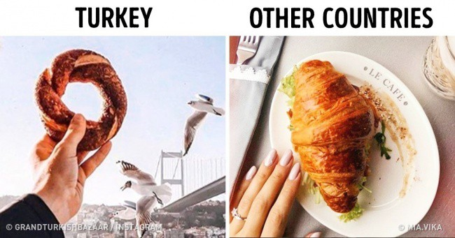 Turkey, is that on your list?