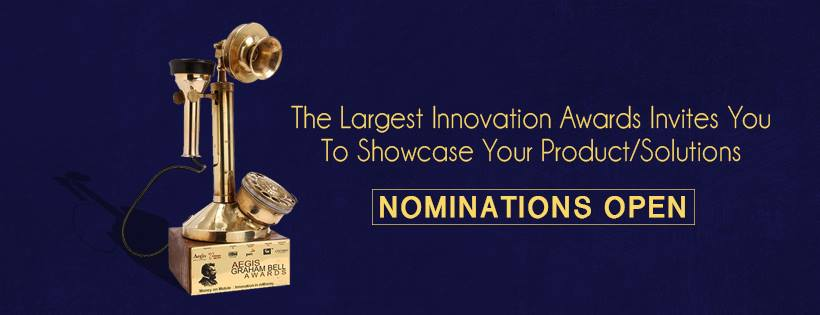 9th edition of Aegis Graham Bell Award nominations open