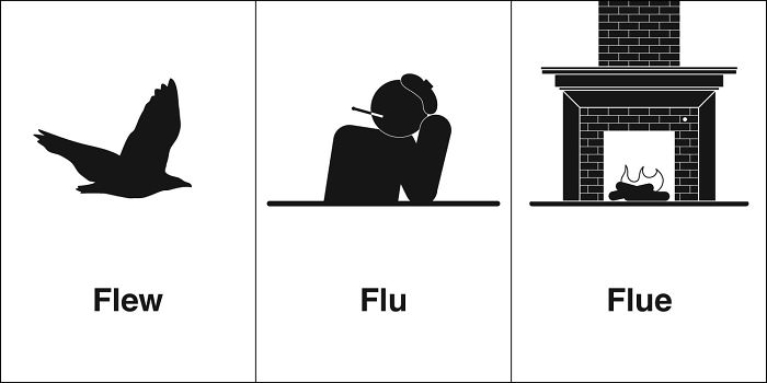 Flow, Flu, Flue
