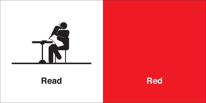 Read, Red