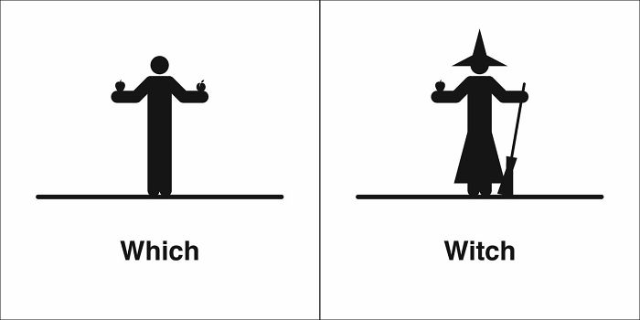 Which, Witch