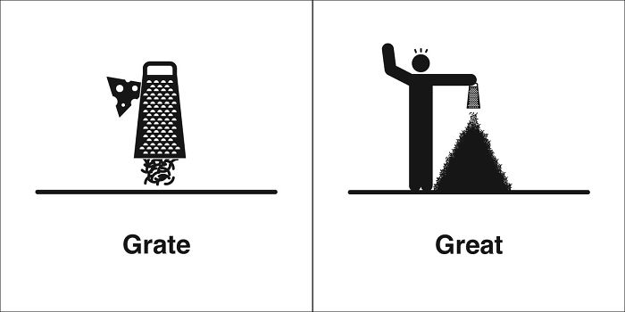 Grate, Great