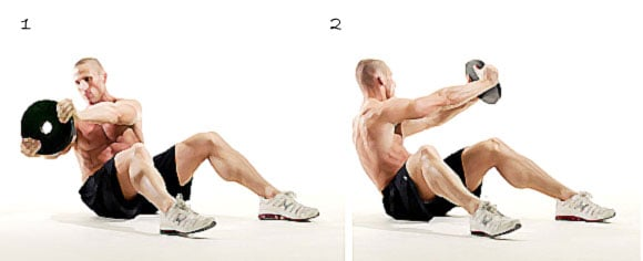 Some Abs Exercises To Remove The Belly Fat