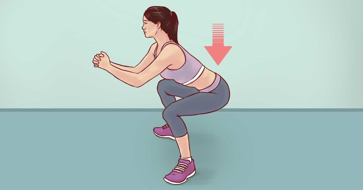 Exercises to transform your body