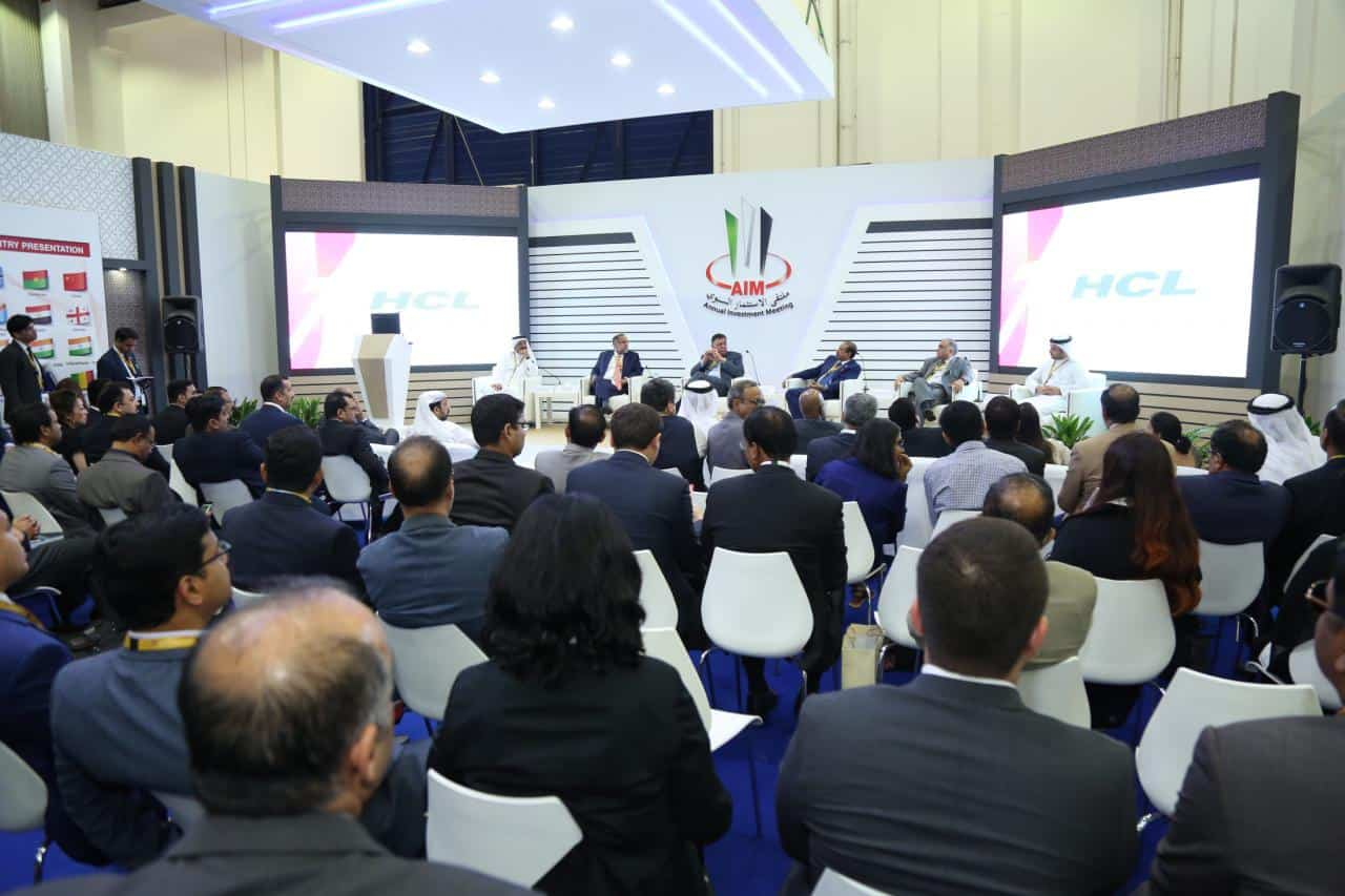 Top representatives from 140 countries to gather in Dubai for Annual Investment Meeting 2019