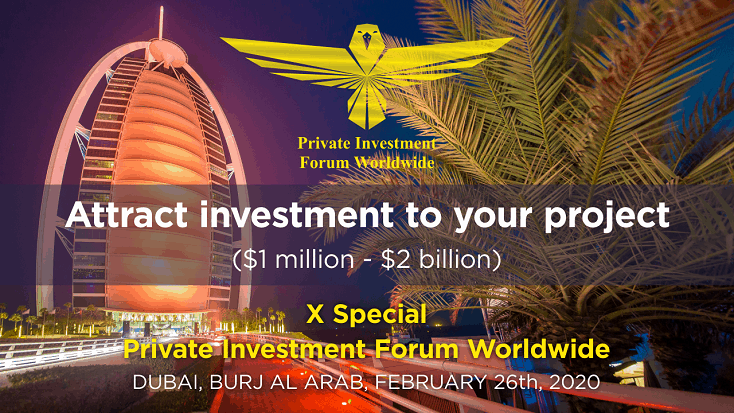 World's Largest Investors Will Gather in Dubai
